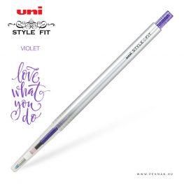uni style fit 038 single violet