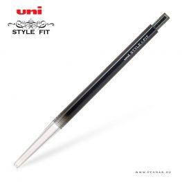 uni style fit tolltest black