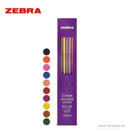 zebra 2mm color ceruza betet penman 1