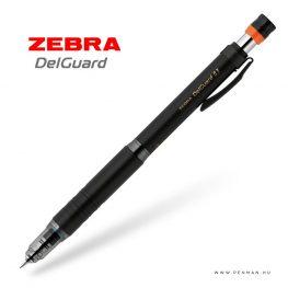 zebra delguard lx black 03 penman