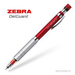 zebra delguard lx red 05 penman