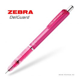 zebra delguard pink 05