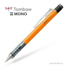 tombow monograph shaker 05 neon orange penman
