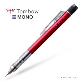 tombow monograph shaker 05 red penman