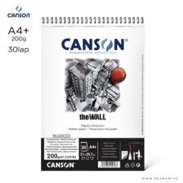 canson the wall marker papir 30lapos tomb 001