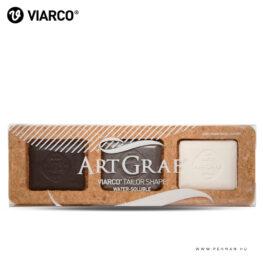 viarco monocromatic tailor shape akvarell kreta 001